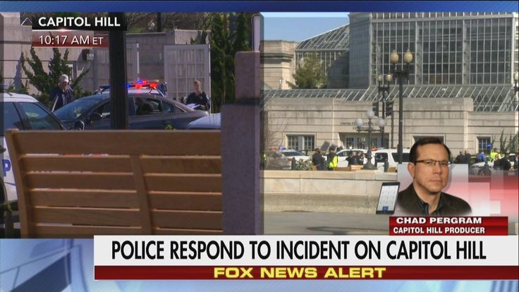 BREAKING NEWS: The female suspect involved in an incident on Capitol Hill has been arrested, according to reports. Stay tuned to Fox News Channel for the latest developments. http://fxn.ws/2njpIQo