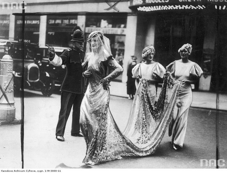 Moda anglieska, 1933