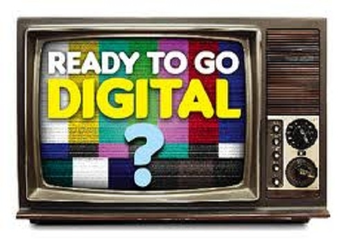 Did you switched to Digital TV yet?