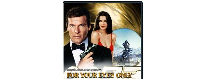 DERNIER EXEMPLAIRE !!! Rien que pour vos yeux 007 JAMES BOND - BLU-RAY