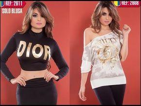 Las mejores  Blusas colombianas #moda #modacolombiana #ropa #blusas #blusa #abrigo #chaqueta #colombia #colombiana #vestido #valencia