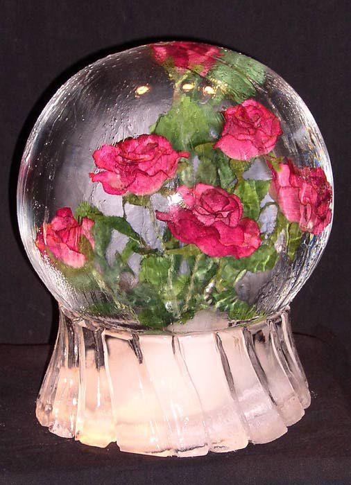 Best glass globes images on pinterest crystal