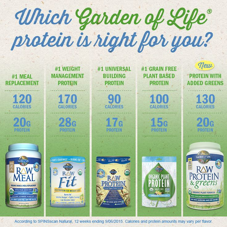 which protein is right for you