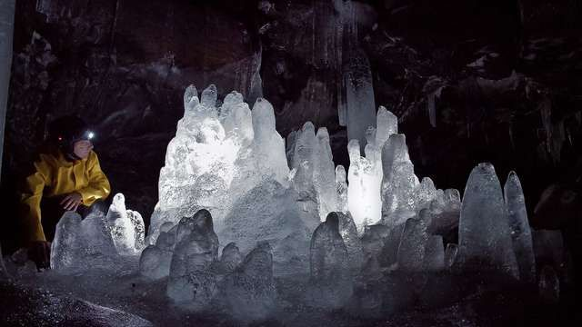 Guler Ice Caves