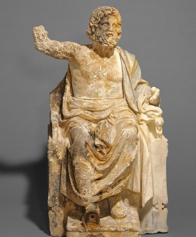 Zeus Heykeli  Amerika Zeus Heykelini İade Etti