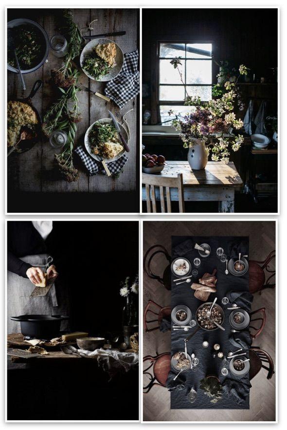 Spunti classici, arredi contemporanei o vintage per una cucina accogliente  e piena d'atmosfera. Tante mensole per avere tutto a vista e a ...