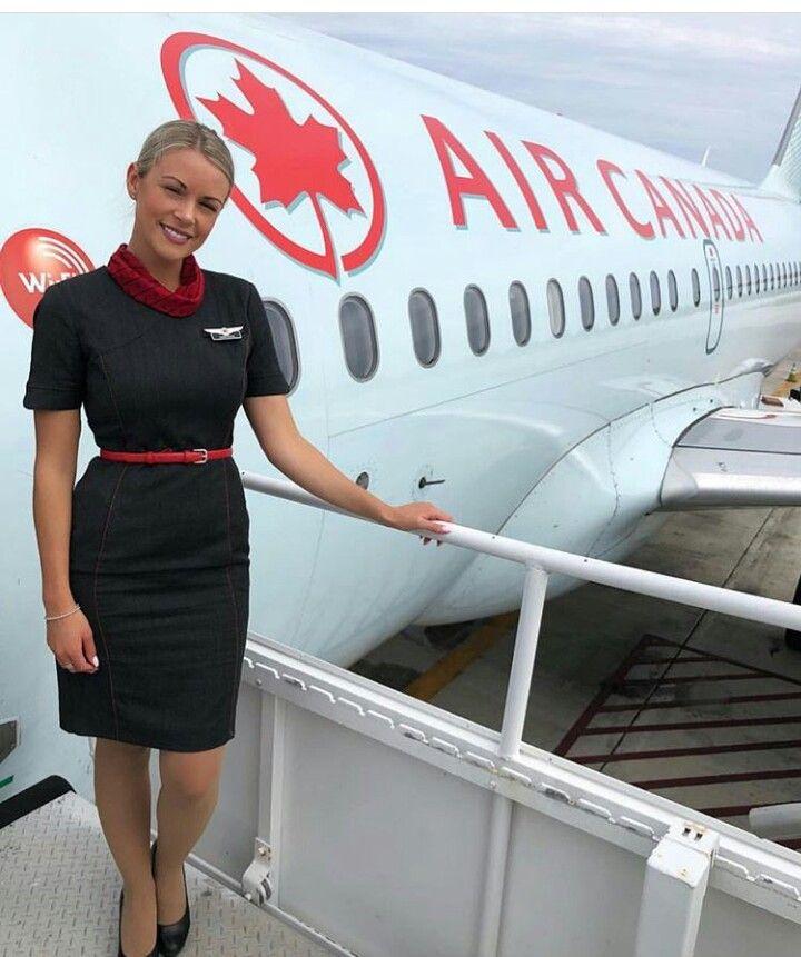 Pin On Air Canada Aircraft