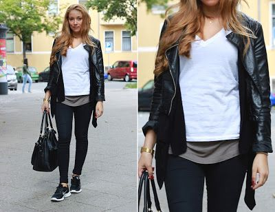 hot sale online 3188c 3201e ... skinny jeans  nike free shoes in a casual outfit ...