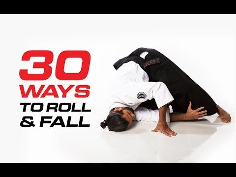 30 Ways to Roll and Fall in Martial Arts: AIKIDO Ukemi Drills - YouTube