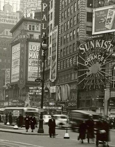 New York City, 1937