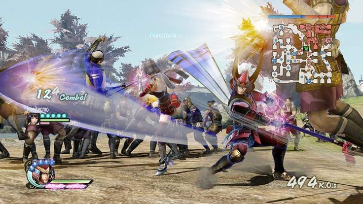 With a wide range of exciting challenges, you surely will never get tired of playing the Samurai Warriors 4-II game. http://www.hienzo.com/2015/10/samurai-warriors-4-ii-pc-game-free-download.html