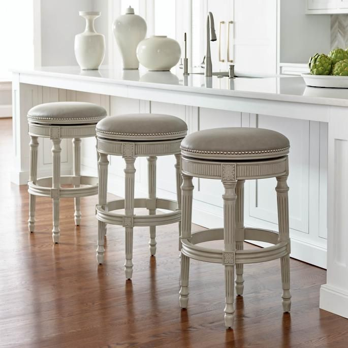 Stupendous Chapman Swivel Backless Bar And Counter Stools Barstools Machost Co Dining Chair Design Ideas Machostcouk