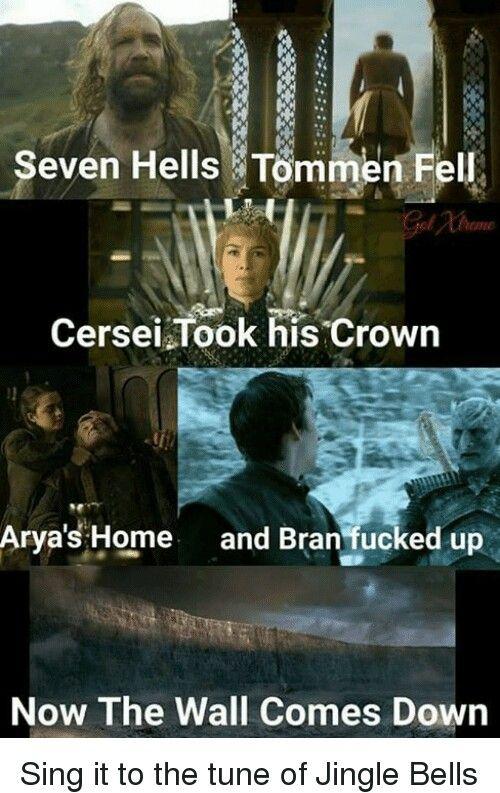 Seven hells.