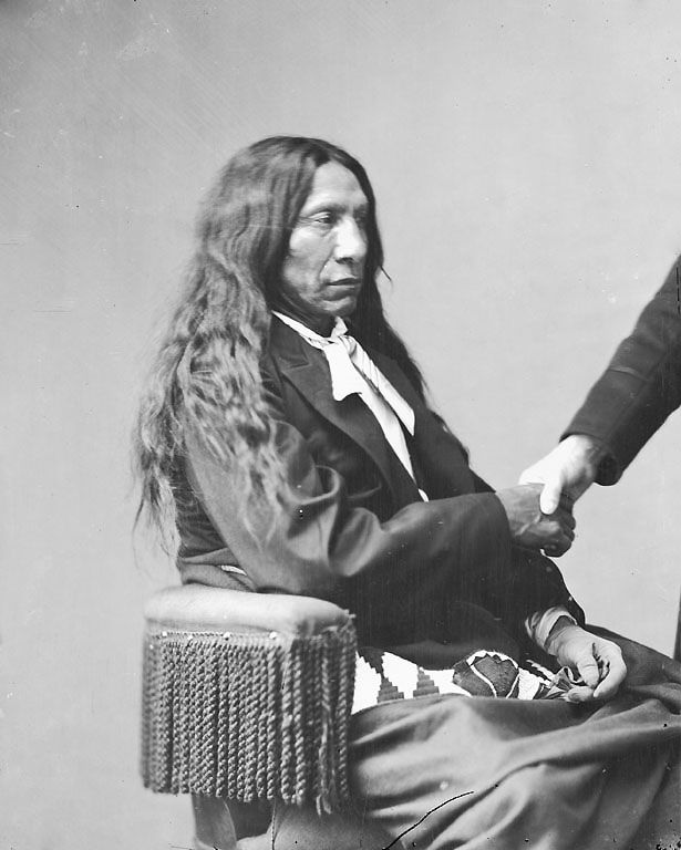 Red Cloud - Oglala Sioux (Lakota)