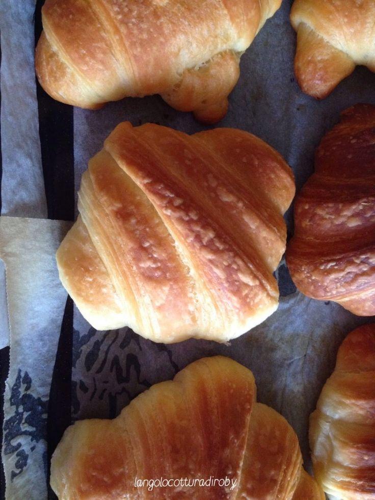 Croissant Semplici di Montersino