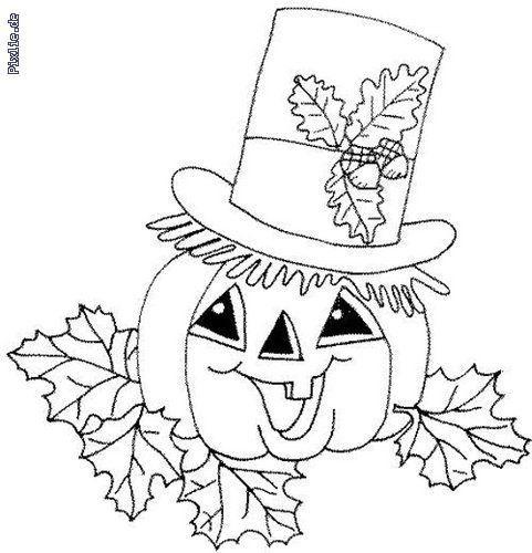 halloween ausmalbilder kostenlos 05 in 2020  fall