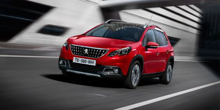 The new #PEUGEOT2008 stands out in the compact SUV segment