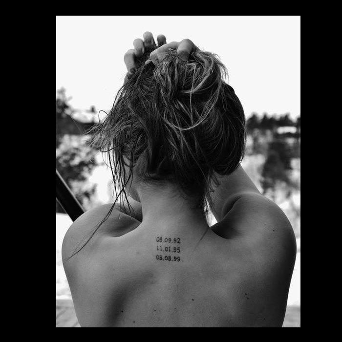 Mamans - 8 idées de tatouages pour les mamans