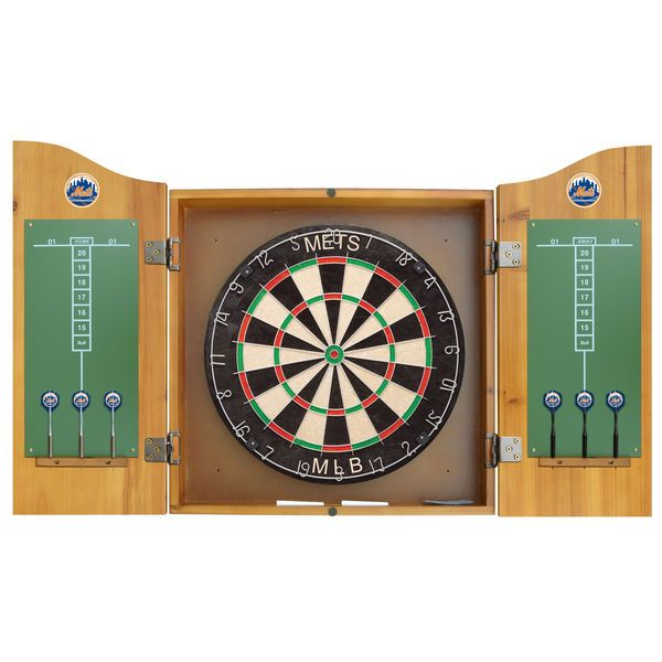 New York Mets Dart Cabinet - $199.99
