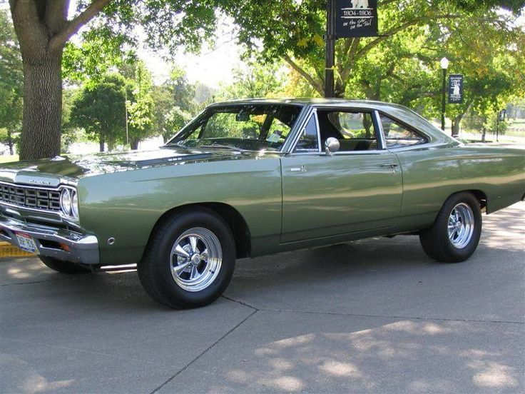 1968 Plymouth Road Runner  – Mopar