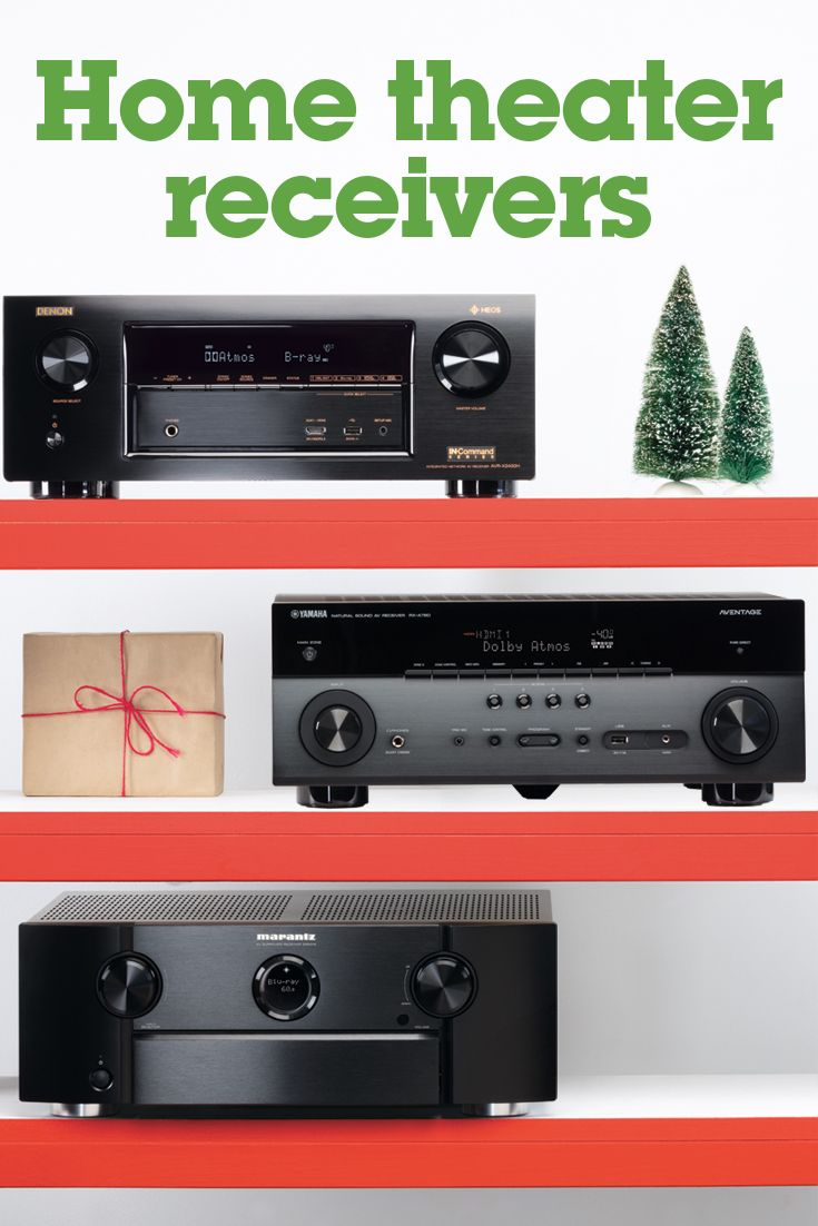 How to choose the best surround sound receiver in 2019