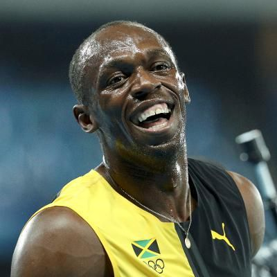 Sports: Usain Bolt Talks About the Time He Raced Mickey Rourke at 3 A.M.