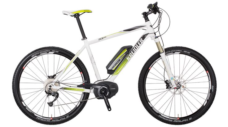 Vitality Dice 29er Performance 400Wh Shimano Alivio 9-speed / Disc