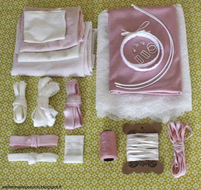 Faire sa lingerie (partie 1) : Les tissus - Le blog thread&needles