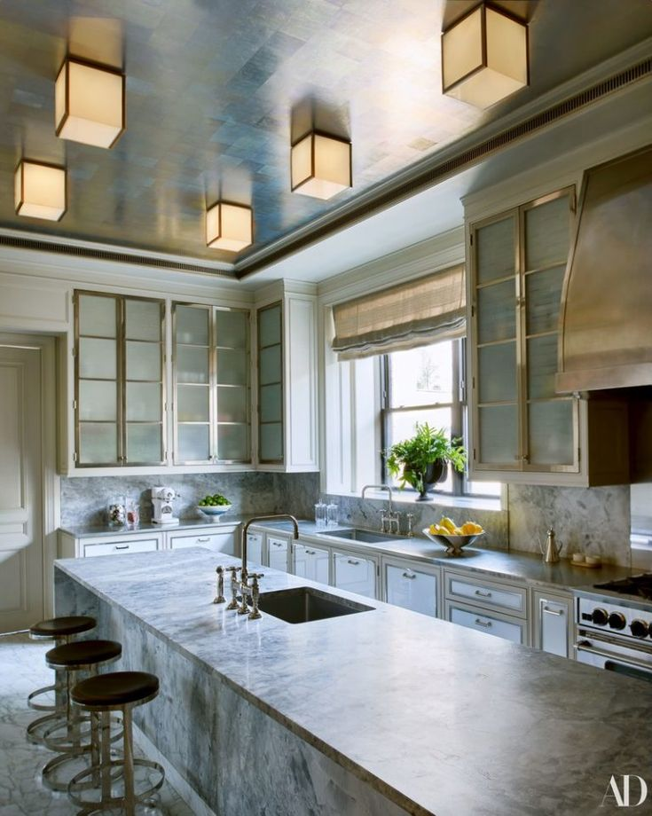 Kitchen Remodeling Manhattan Ny 13: A Manhattan Duplex Designed By Michael S. Smith
