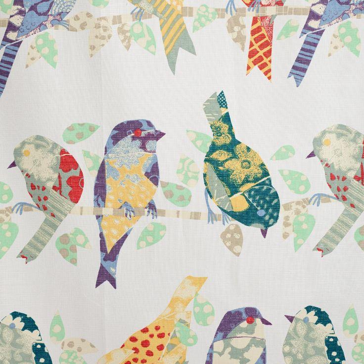 1000 Ideas About Bird Shower Curtain On Pinterest Shower Curtains Curtains And Fabric Shower