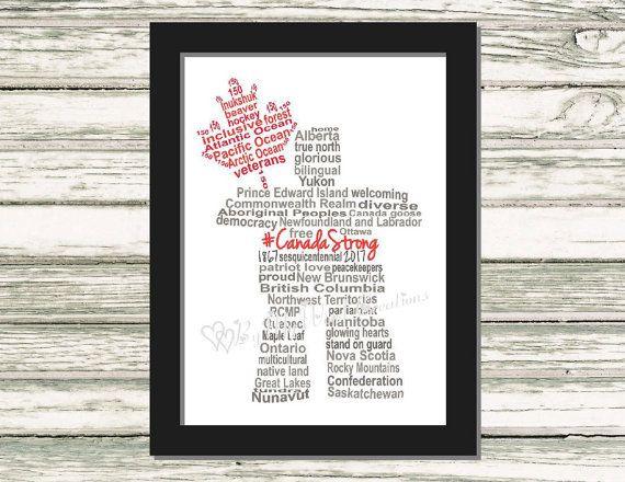 Inukshuk Word Art Canada Word Art Canada by ByMyWordCreations