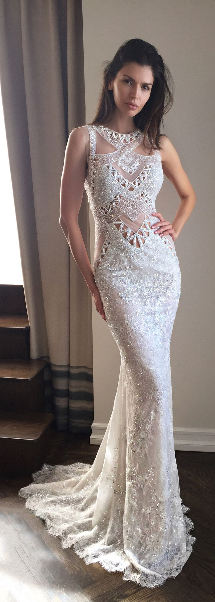#BERTA beauty from the showroom during NYBFW <3