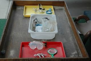 Exploring the Outdoor Classroom: Paleontology...Preschool Style!