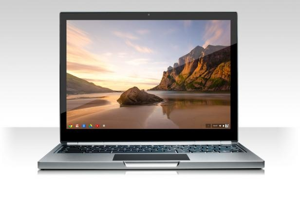 Google Chromebook Pixel: New Official Laptop with a Touchscreen