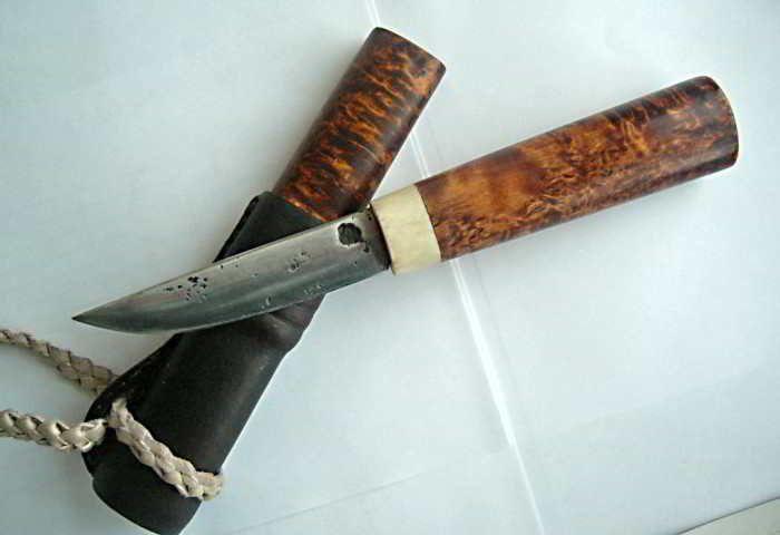 Якутский нож. Обсуждение на форуме