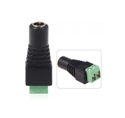 Durable 2.1mm DC Female Power Jack