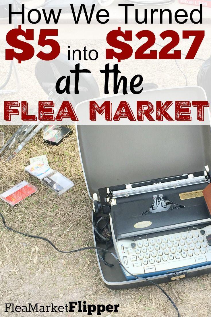 Flea Market Flipping Challenge Update 5 Turned Into 227