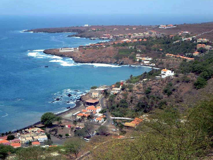Cidade Velha or Ribeira Grande on the south coast of Santiago Island, Cape Verde, is one of the oldest European settlements in Sub-Saharan Africa. Due to persistent pirate