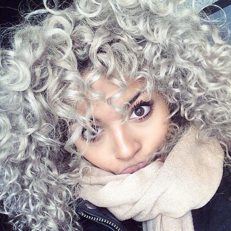 God her hair!
