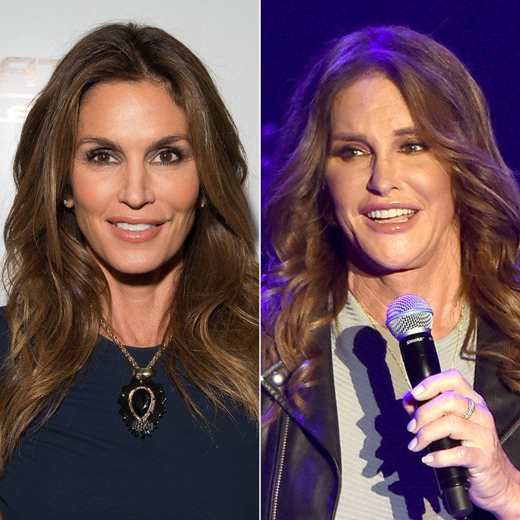 Her Beauty Look Is Inspired by Cindy Crawford Beauty