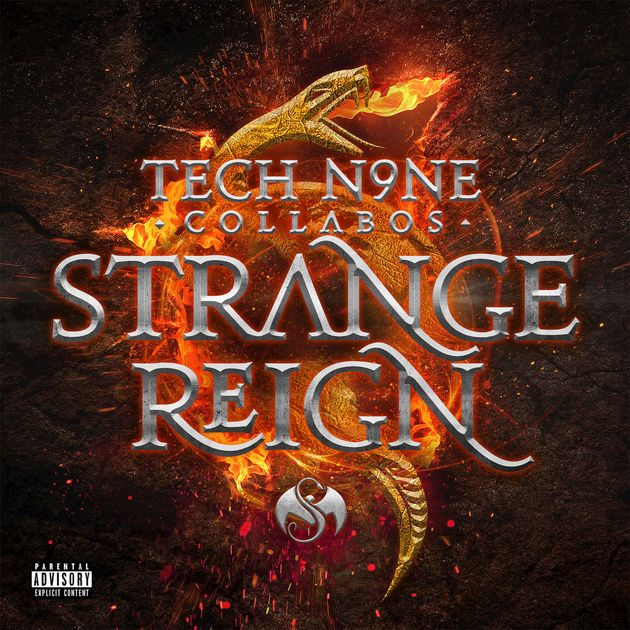 Strange Reign (Deluxe Edition) by Tech N9ne Collabos on