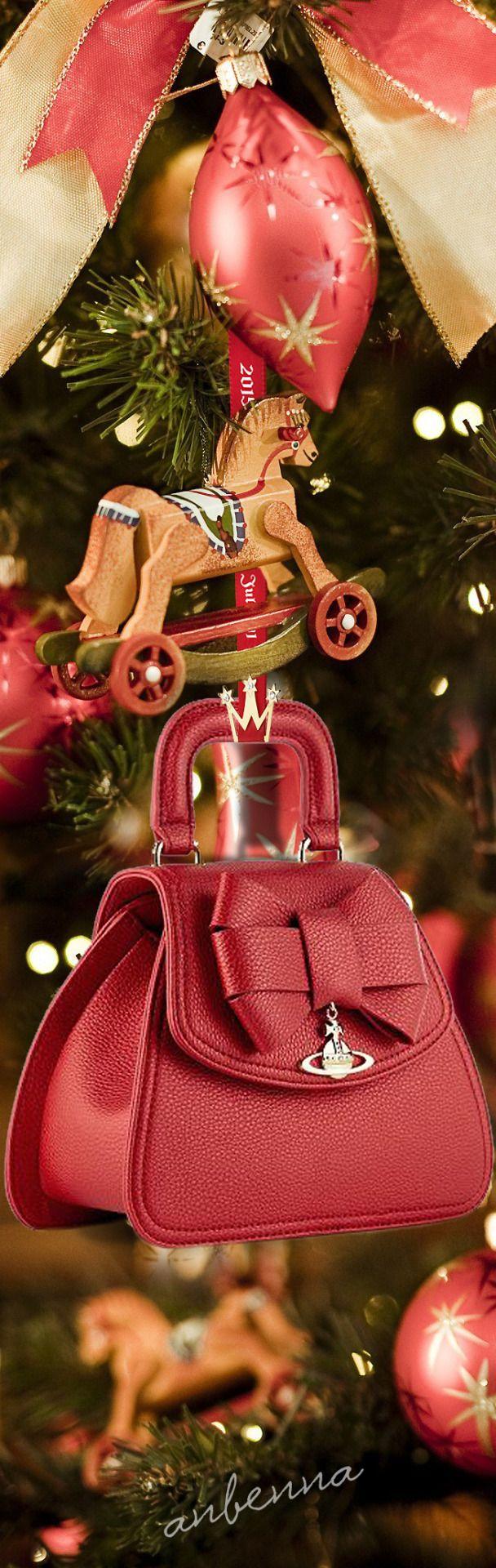 Vivienne Westwood Small Bow Handbag