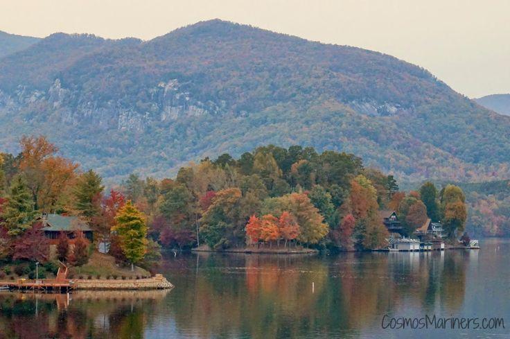 Visiting Lake Lure Rutherford County North Carolina