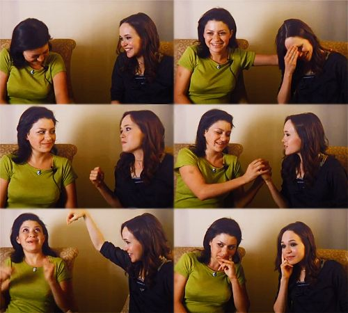 They are extremely passionate about each other. | Definitive Proof That Ellen Page And Alia Shawkat Would Be The Perfect Couple