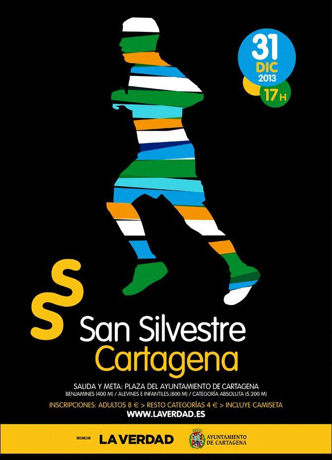 #sansilvestre #cartagena #31dediciembre en #laregiondemurcia
