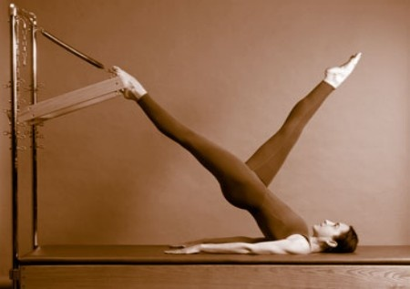 La respiración en el Pilates, uno de los pilares básicos.