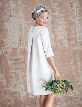 Сукня А-силуету в стилі 60-х   BurdaStyle.ua: Мода, Дизайн, Рукоділля, Викрійки