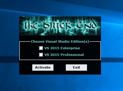 Microsoft Visual Studio 2015 Pro & Ent Activator Overviews of Microsoft Visual Studio 2015: Before getting started and telling about MS Visual Studio Professional and Enterprise activator. You must know about MS Visual Studio products. So here am going to share with you first little intro of ms visual studio …