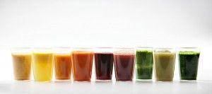 Dimagrire con la dieta liquida, frullati e centrifugati