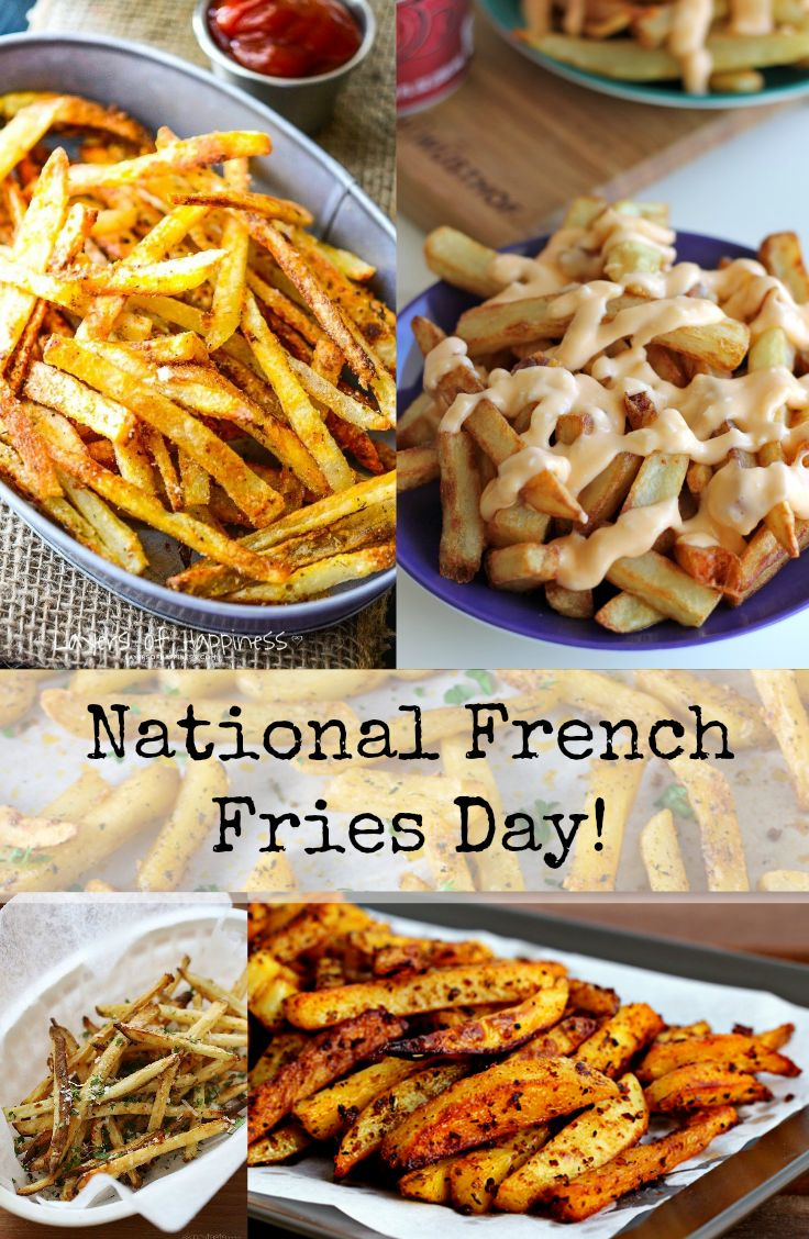 national french fry day - photo #8